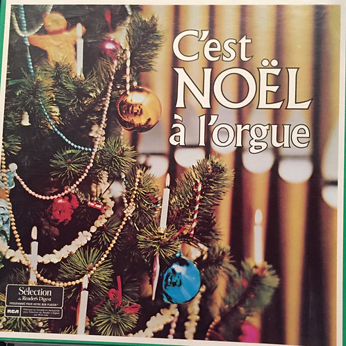 Compilation  – C'Est Noël À L'Orgue