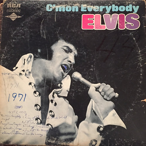 Elvis – C'mon Everybody