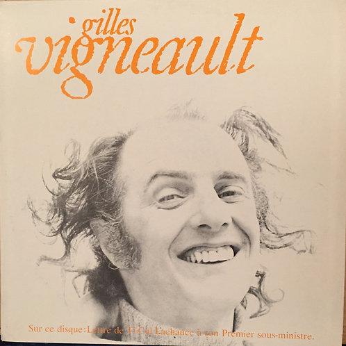 Gilles Vigneault Le temps qu'il fait sur mon pays