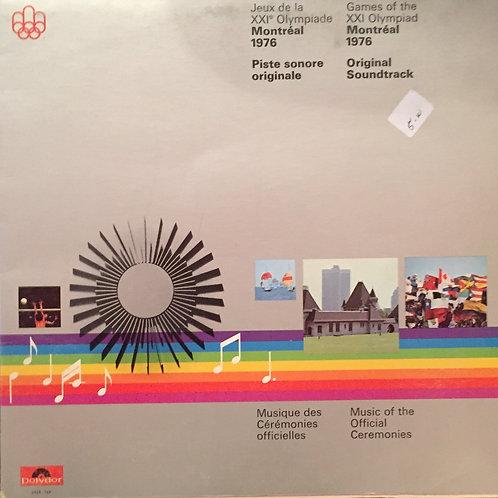 Jeux de la XXI olympiade  - Montréal 1976 (Original Soundtrack)