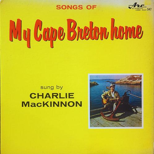 Charlie MacKinnon