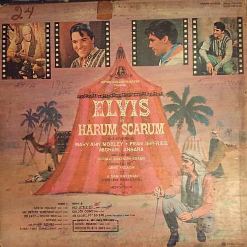 Elvis Presley – Harum Scarum