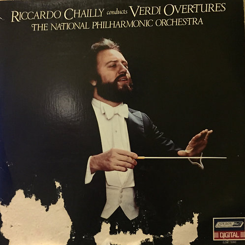 Riccardo Chailly - Verdi Overtures - National Philharmonic Orchestra