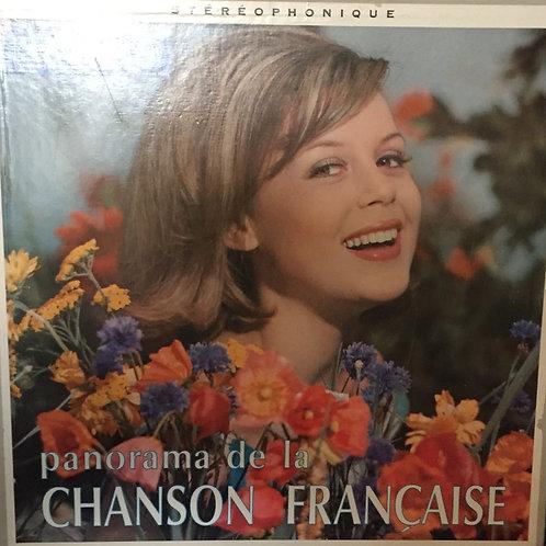 Compilation Panorama de la chanson française