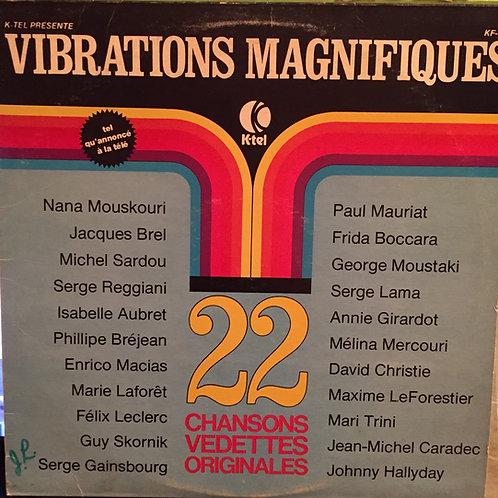 Compilation - Vibrations Magnifiques