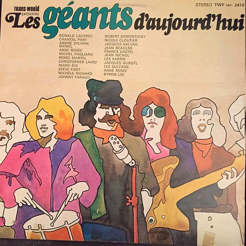 Compilation - Les géants d'aujourd'hui