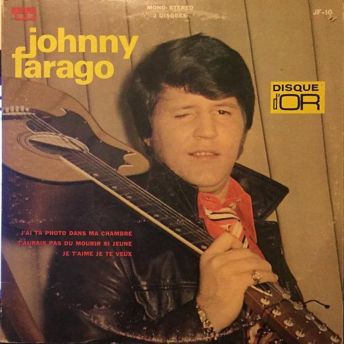 Johnny Farago – Disque D'Or