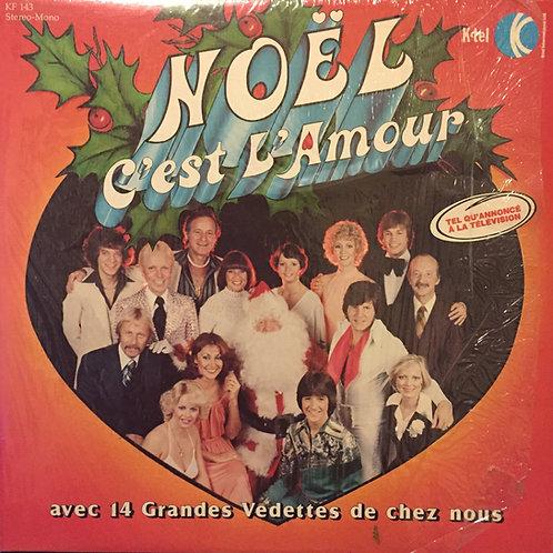 Compilation Noël C'est L'Amour
