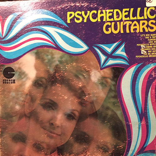 Jerry Cole Psychedellic guitars