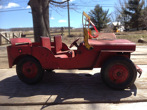 Jeep Willys 1930
