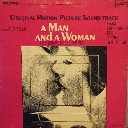 Francis Lai – A Man And A Woman (Original Motion Picture Soundtrack)