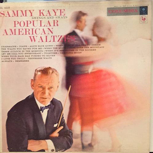 Sammy Kaye – Popular American Waltzes