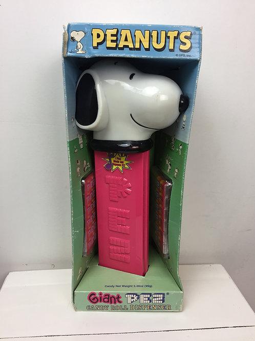 Pez géant Snoopy et sa boîte d'origine
