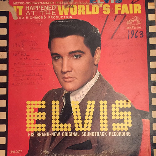 Elvis Presley – It Happened At The World's Fair