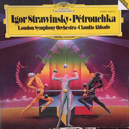 Igor Strawinsky, London Symphony Orchestra, Claudio Abbado – Pétrouchka
