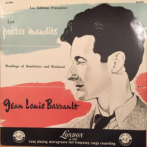 Jean-Louis Barrault Les poètes maudits