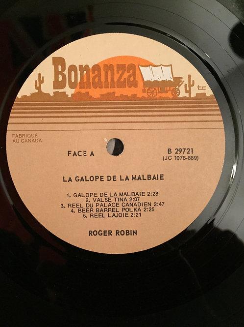 Roger Robin - La Galope de la Malbaie