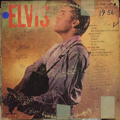 Elvis Presley Elvis 1956