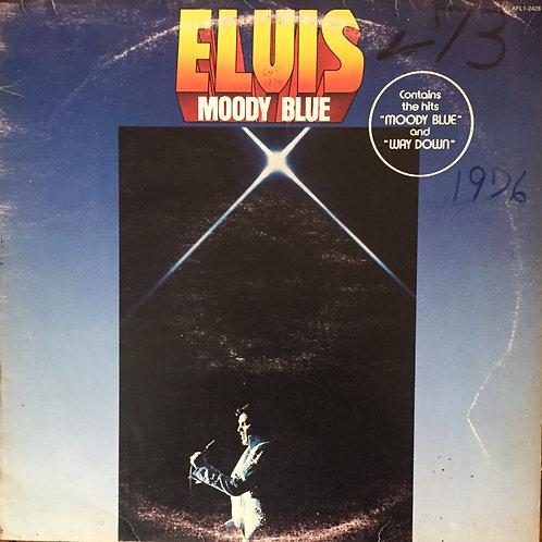 Elvis moody blue