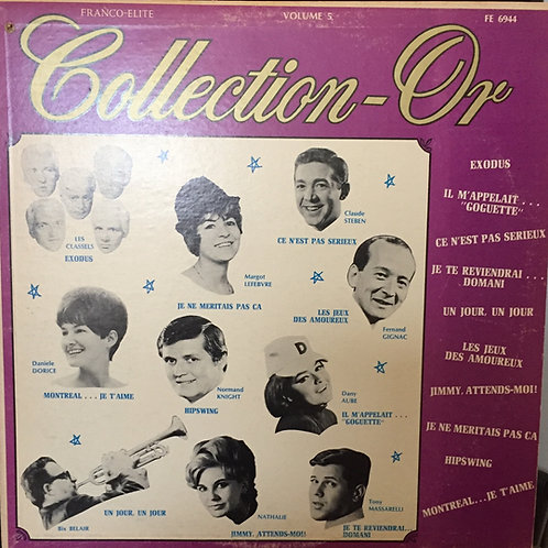 Compilation Collection-Or Volume 5