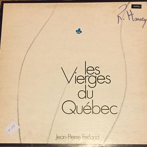 Jean-Pierre Ferland Les Vierges du Québec
