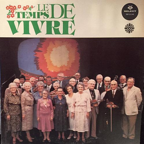 Compilation– Le Temps De Vivre