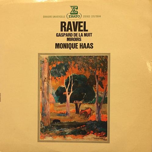 Ravel, Monique Haas – Miroirs / Gaspard De La Nuit