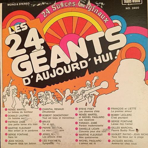 Compilation - Les 24 géants d'aujourd'hui