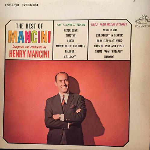 Henry Mancini – The Best Of Mancini