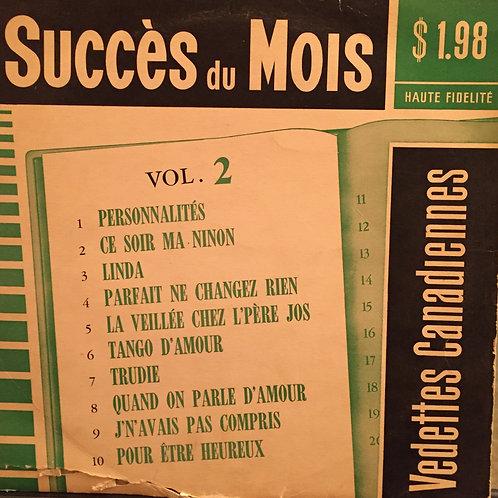 Compilation - Succès Du Mois, Vol.2