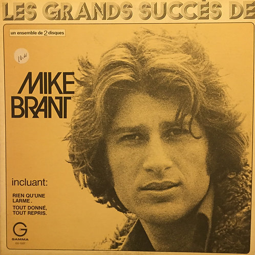 Mike Brant ‎– Les Grands Succès De Mike Brant