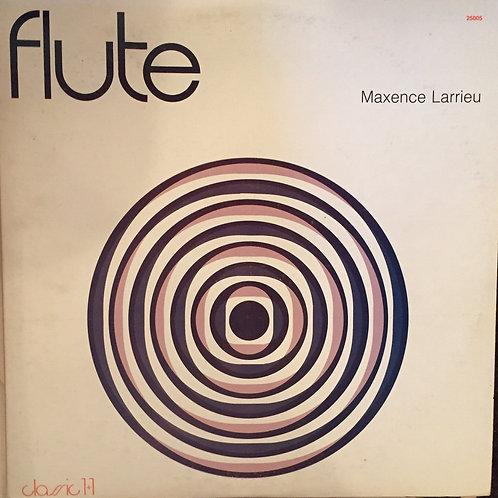 Maxence Larrieu / Flûte