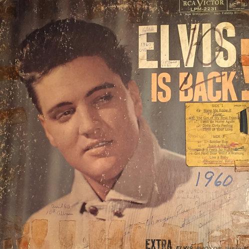 Elvis Presley – Elvis Is Back!