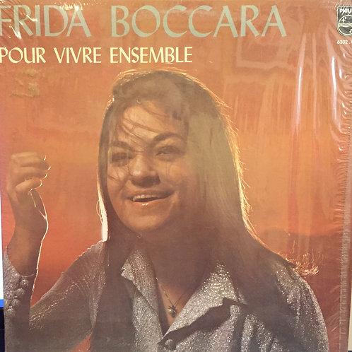 Frida Boccara – Pour Vivre Ensemble
