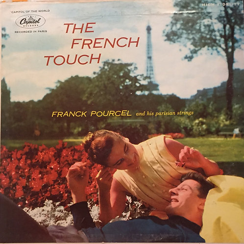 Franck Pourcel And His Parisian Strings* – The French Touch