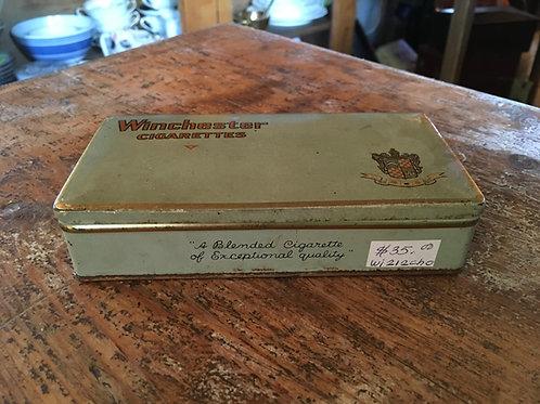 Boîte à cigarettes Winchester