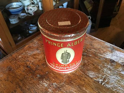 Boîte à tabac Prince Albert