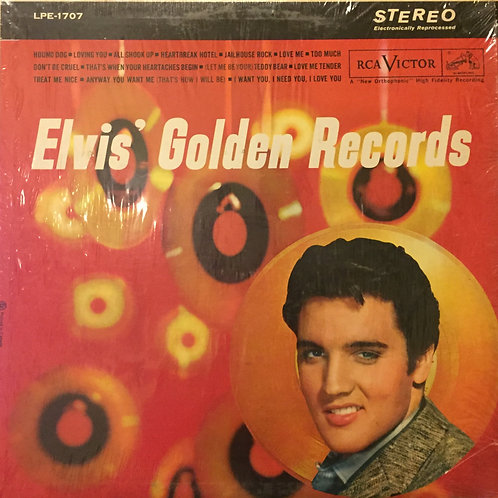 Elvis Presley ‎– Elvis' Golden Records