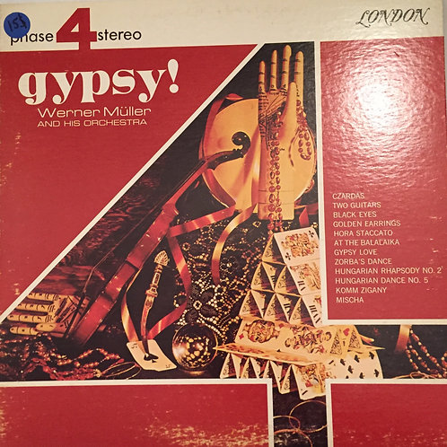 Werner Müller and his orchestra Gypsy!