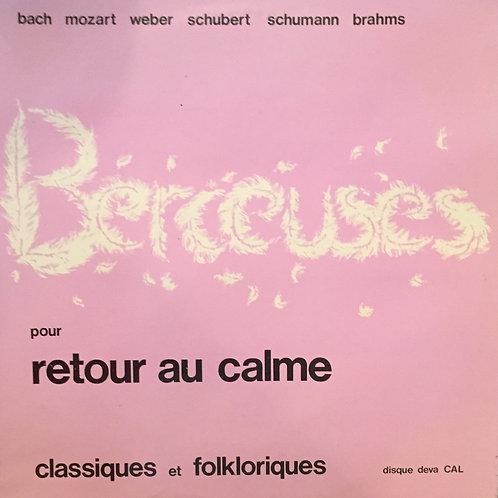 Ensemble Instrumental De Paris – Berceuses Pour Retour Au Calme
