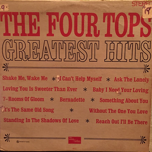 Compilation The Four Tops – Greatest Hits