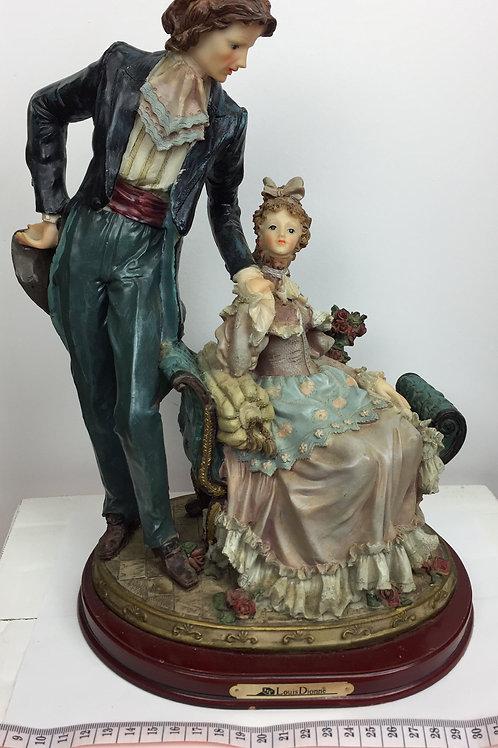 Figurine Louis Dionne (récent)