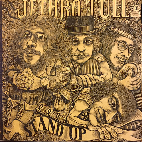 Jethro Tull ‎– Stand Up