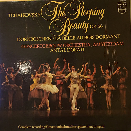 Tchaikowvksy The sleeping beauty op. 66  Concertgebouw Orchestra, Amsterdam