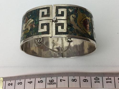 Superbe bracelet en argent ,925