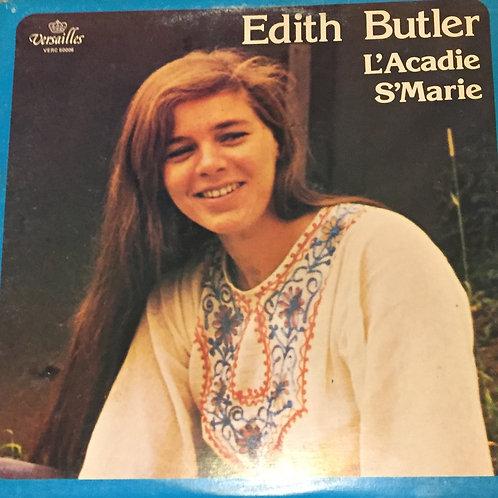 Edith Butler L'Acadie S'Marie