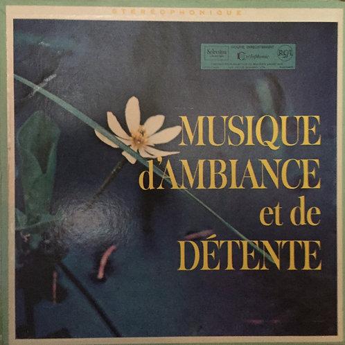 Compilation musique d'ambiance et de détente