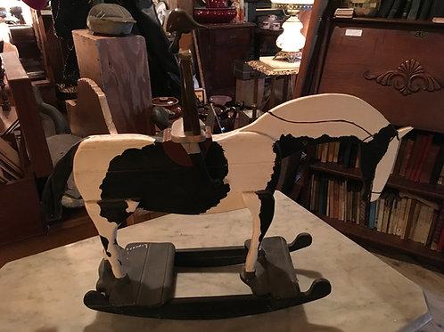 Le cheval et son cavalier, Art populaire