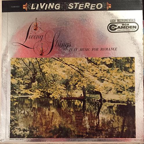 Living Strings – Living Strings Play Music For Romance