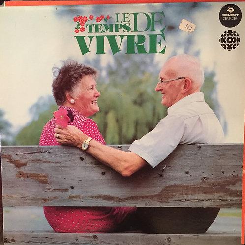 Compilation – Le Temps De Vivre, Vol.2